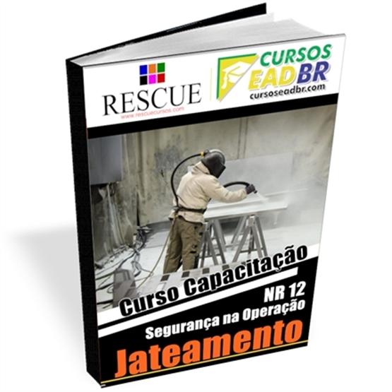 Curso Operador Jateamento | EAD | Ao Vivo | Presencial | Online | 76888