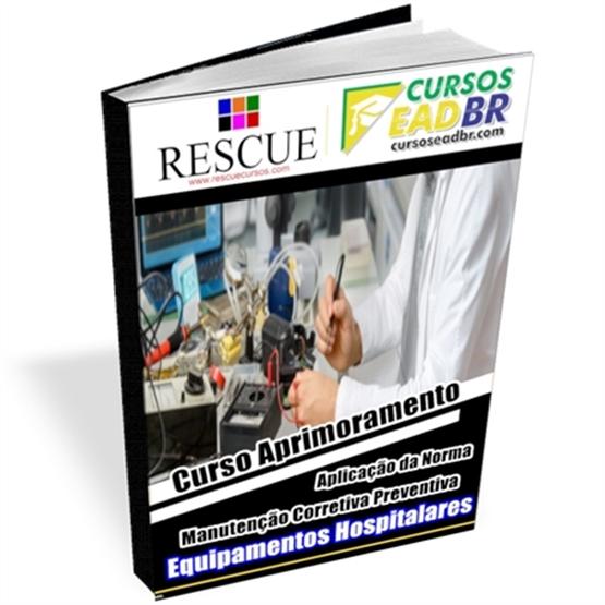 Curso Manutenção em Equipamentos Hospitalares | EAD | Ao Vivo | 80022