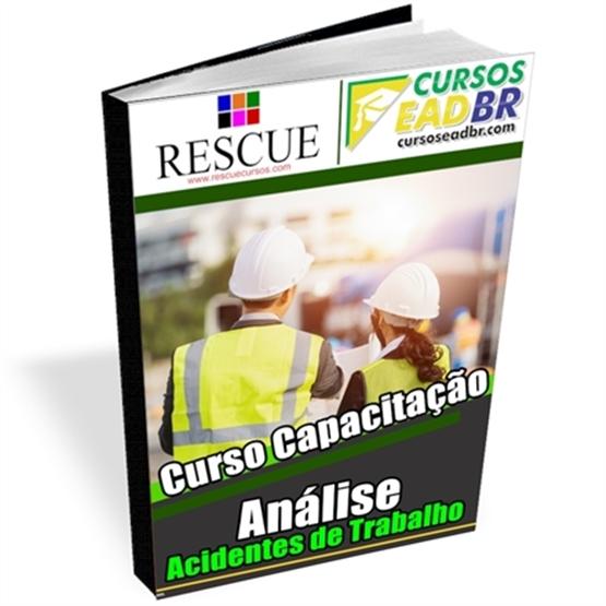 Curso Análise de Acidentes de Trabalho | EAD | Ao Vivo | Presencial | Online | 15214