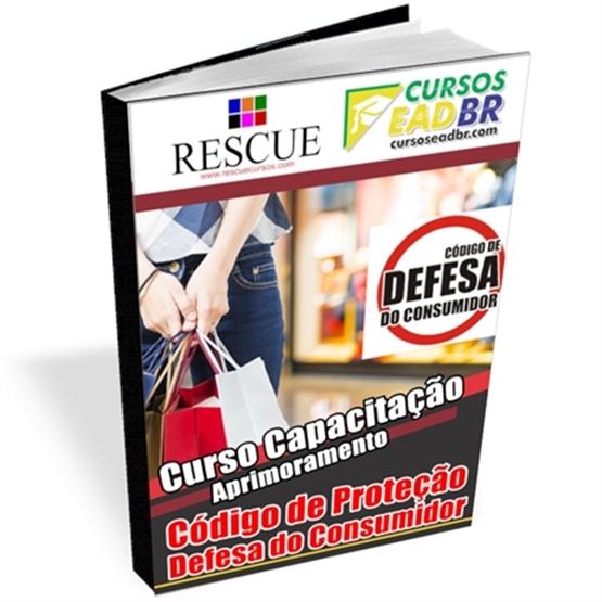 Curso Código de Proteção e Defesa do Consumidor | EAD | Ao Vivo | Presencial | Online | 147436