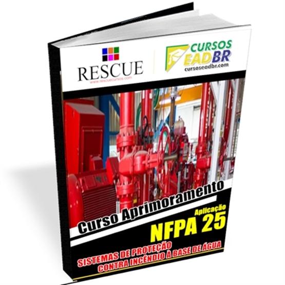 Curso NFPA 25 | EAD | Ao Vivo | Presencial | Online | 1716
