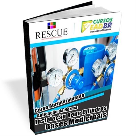Curso Instalação Rede Gases Medicinais - ref: 112774