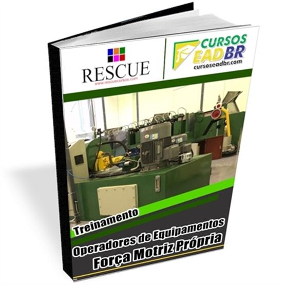 Treinamento para operadores de equipamentos com força motriz própria - Código Exigência eSocial: 1101 | 49907
