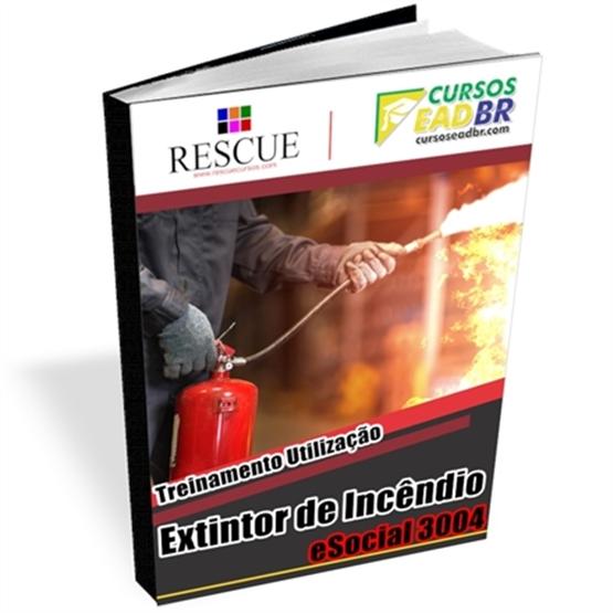 3004 - Treinamento de Utilização de Extintores de Incêndio | 51970