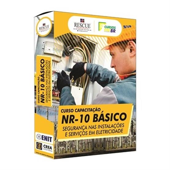 NR 10 | Segurança nas Instalações e Serviços em Eletricidade