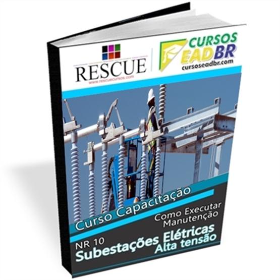 Curso Manutenção em Subestações Elétricas | EAD | Ao Vivo | Presencial | Online | 63124