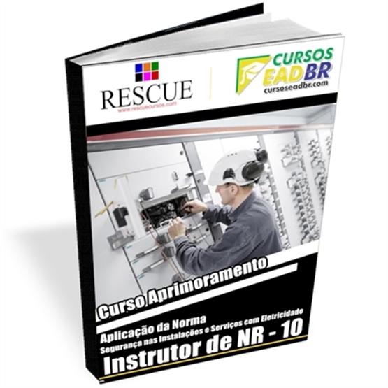 Curso Instrutor NR-10 Básico   EAD   Ao Vivo   Presencial   52169