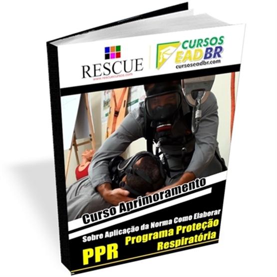 Curso PPR Programa Prot. Respiratória Supervisor | EAD | Ao Vivo | Presencial | Online | 10311