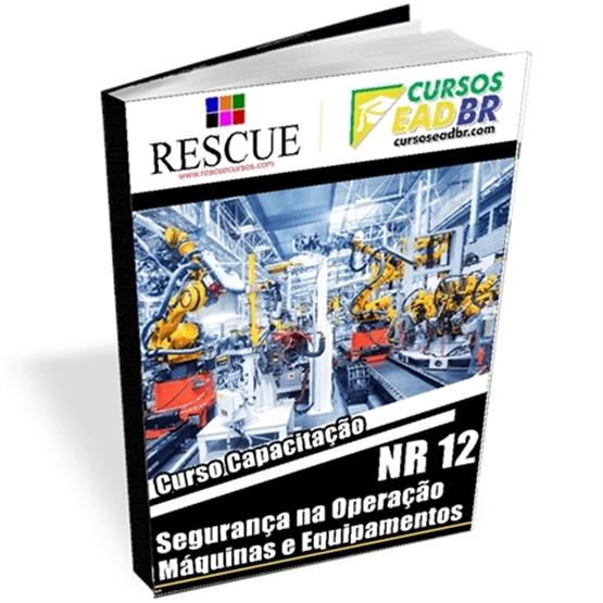 Curso NR-12 Máquinas Equipamentos | EAD | Ao Vivo | Presencial | Online | 9781
