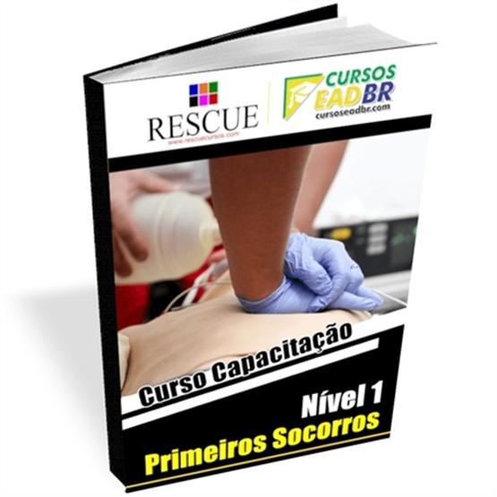 Curso Primeiros Socorros Nível 1 | EAD | Ao Vivo | Presencial | Online | 283