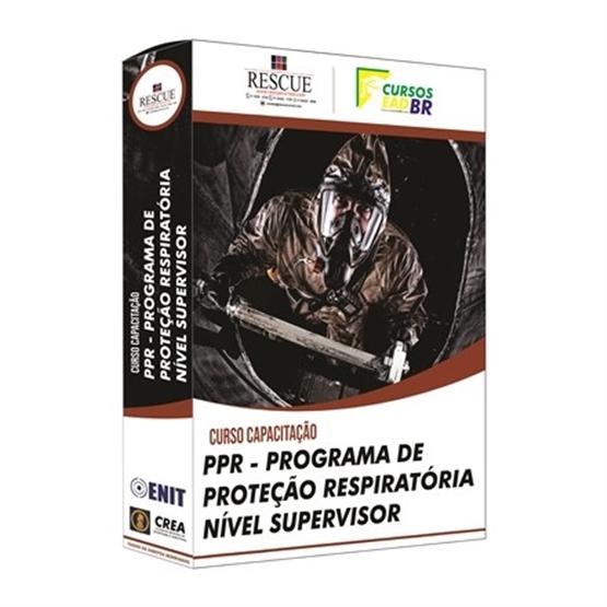 Curso PPR - Programa de Proteção Respiratória - Nível Supervisor