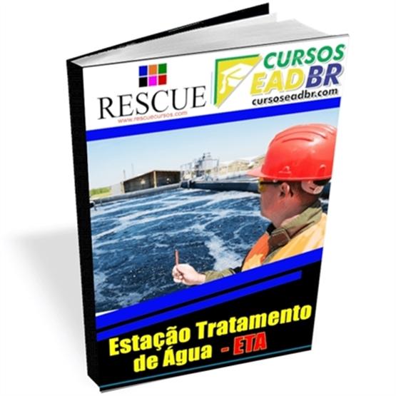 Curso Operador Estação Tratamento de Água – ETA | EAD | Ao Vivo | 1541