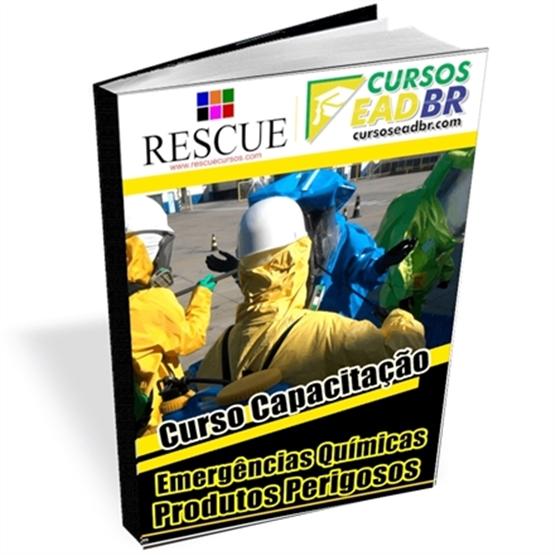 Curso Atendimento a Emergências Químicas - Produtos Perigosos | EAD | Ao Vivo | Presencial | Online | 1597