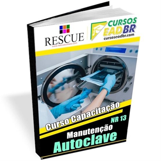 Curso Manutenção Autoclave | EAD | Ao Vivo | Presencial | Online | 65240