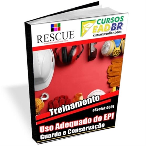 0601 - Treinamento Uso Adequado do EPI, Guarda e Conservação | EAD | Ao Vivo | Presencial | Online | 35853