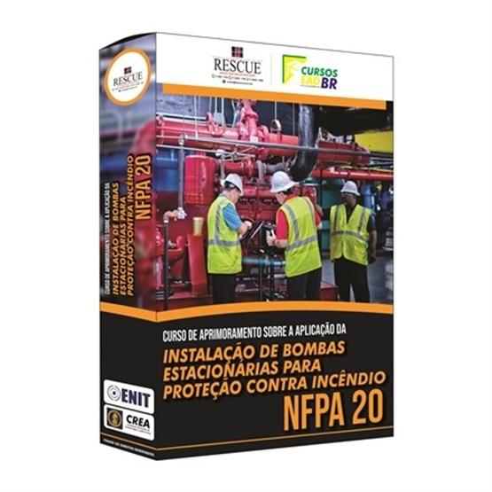 Curso de Aprimoramento sobre a Aplicação da NFPA 20  |  Instalação de Bombas Estacionárias para Proteção Contra Incêndio