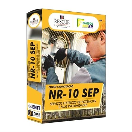 Curso Capacitação NR-10 SEP | EAD | Ao Vivo | Presencial | 972