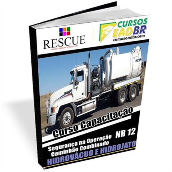 Curso Caminhão Hidrovácuo | EAD | Ao Vivo | Presencial | Online 38595