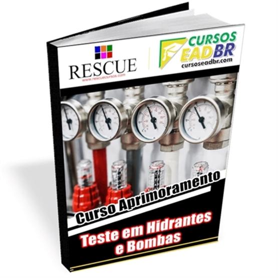 Curso Como Executar Teste em Hidrantes e Bombas | EAD | Ao Vivo | Presencial | Online | 69564