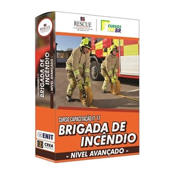 Curso Capacitação Brigada de Incêndio - IT 17