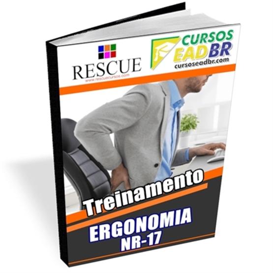 Treinamento NR 17 Ergonomia | EAD | Ao Vivo | Presencial | Online | 55906