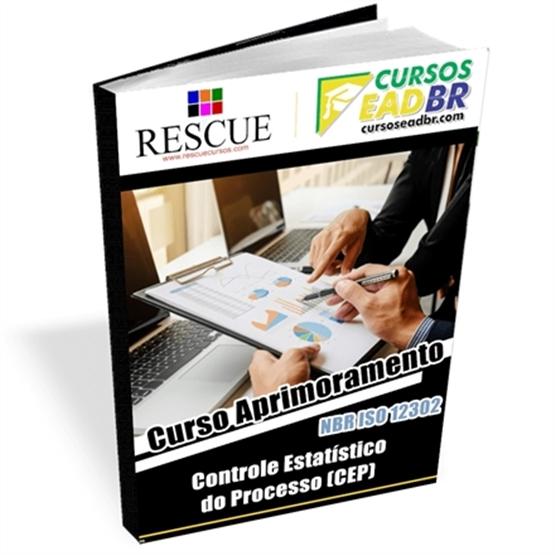 Curso Controle Estatístico do Processo | Treinamento | EAD | Online | 154844