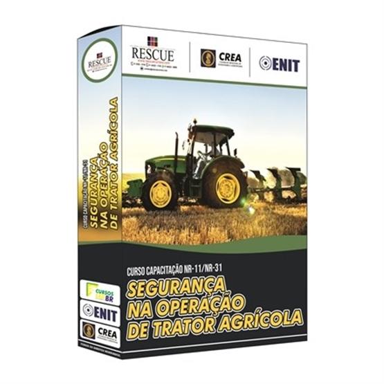 Curso Capacitação NR 11/NR 31  |  Segurança na Operação de Trator Agrícola