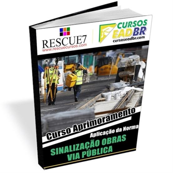 Curso Sinalização de Obras em Via Pública | EAD | Ao Vivo | Presencial | Online | 15308