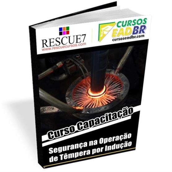 Curso Segurança Operação Têmpera por Indução   EAD   Ao Vivo   Presencial   Online   142665