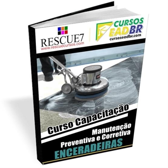 Curso Manutenção Máquinas Enceradeiras | EAD | Ao Vivo | Presencial | Online | 38097