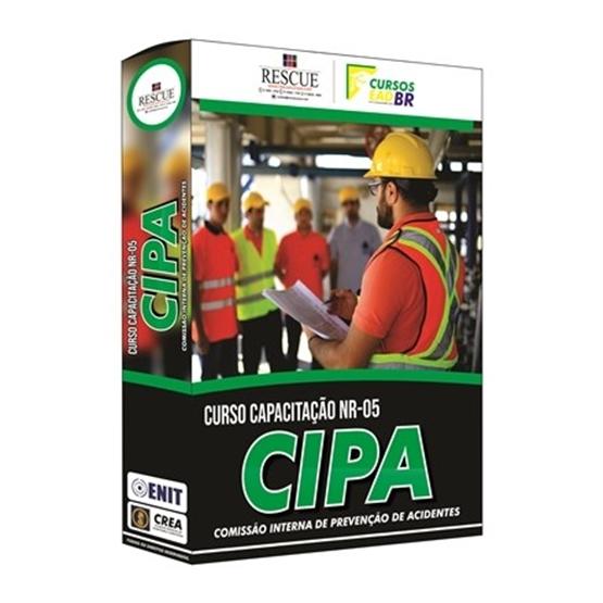 Curso Capacitação NR-05 CIPA (Comissão Interna de Prevenção de Acidentes)