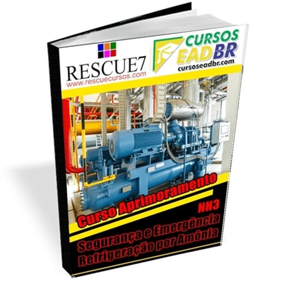 Curso Segurança e Emergência na Refrigeração por Amônia |EAD| Presencial| Ao vivo| Online | 8282