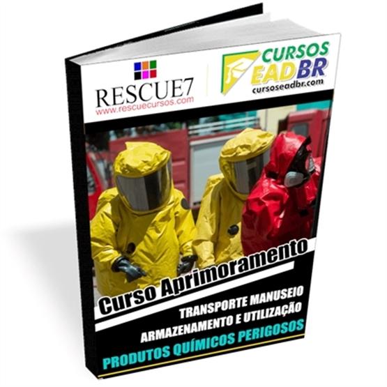 Curso de Transporte, Manuseio, Armazenamento e Utilização de Produtos Químicos Perigosos | EAD | Ao Vivo | Presencial | Online | 1673