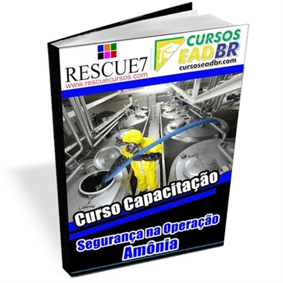 Curso Capacitação Segurança na Operação de Amônia   EAD   Presencial   Online   37843