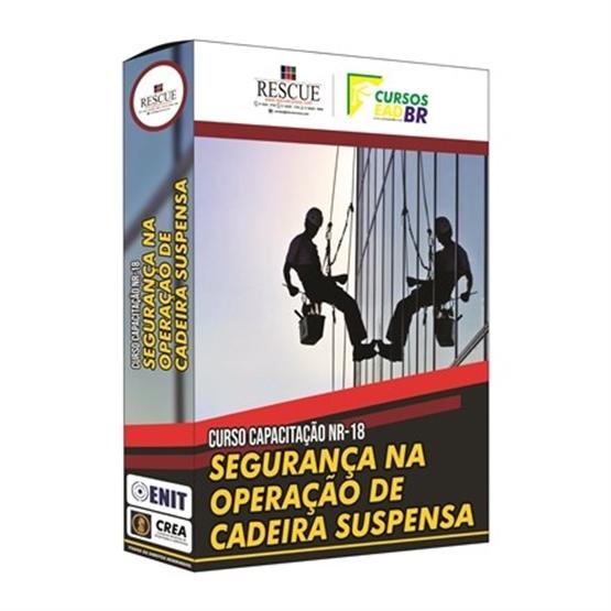 Capacitação NR 18  |  Segurança na Operação de Cadeira Suspensa