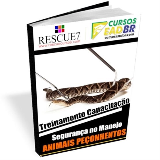 Treinamento Manejo Animais Peçonhentos NR 31   EAD   Ao Vivo   Presencial   Online   14174