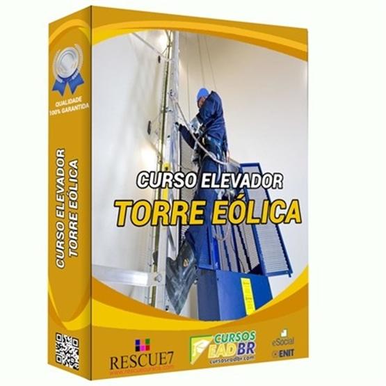 Curso Elevador Torre Eólica | EAD | Ao Vivo | Presencial | Online | 132828