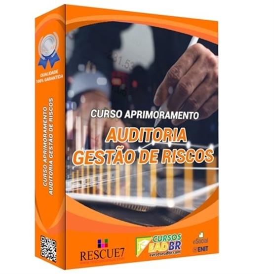 Curso Auditoria Gestão de Riscos | EAD | Ao Vivo | Presencial | Online | 158229