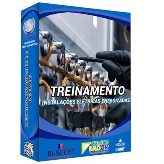 Treinamento de Instalações Elétricas Energizadas - 1001   EAD   Presencial   Ao vivo   Online   37390