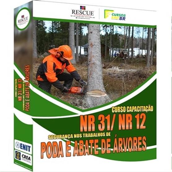 Curso Poda de Árvores NR-31 | EAD | Ao Vivo | Presencial | 1624