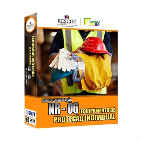 Capacitação NR-06 - EPI - Equipamento de Proteção Individual