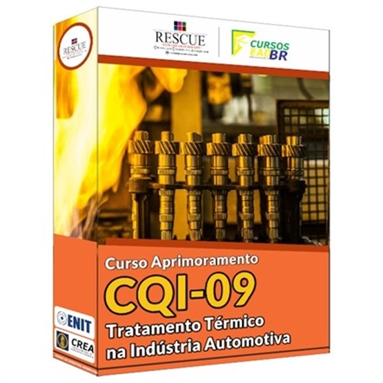 Curso Interpretação e Aplicação da CQI-09 Tratamento Térmico na Indústria Automotiva