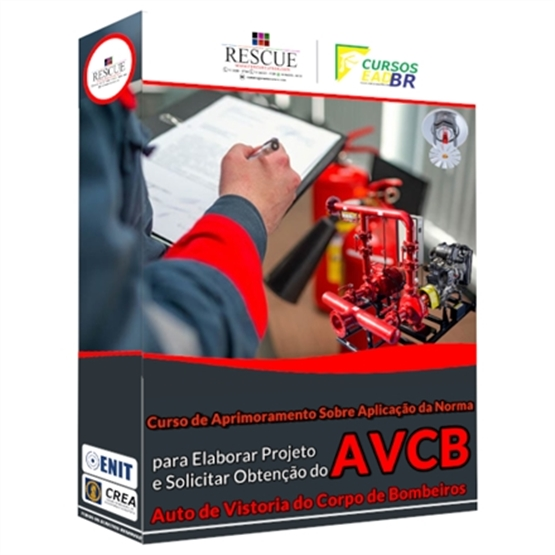 Curso Como Elaborar Projeto AVCB – Nível Básico | EAD | Ao Vivo | 45811