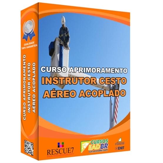 Curso Instrutor Cesto Aéreo Acoplado | EAD | Ao Vivo | Presencial | Online | 162530