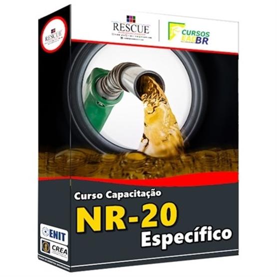 Capacitação NR-20 Específico | EAD | Ao Vivo | Presencial | 73177