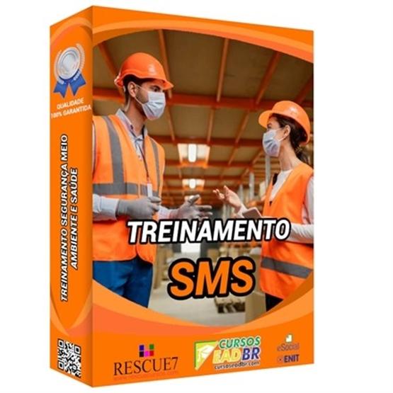 Treinamento de SMS | Curso | NR's | EAD | Presencial | 91001