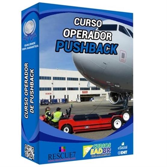 Curso Operador Pushback   Treinamento   EAD   Presencial   166479