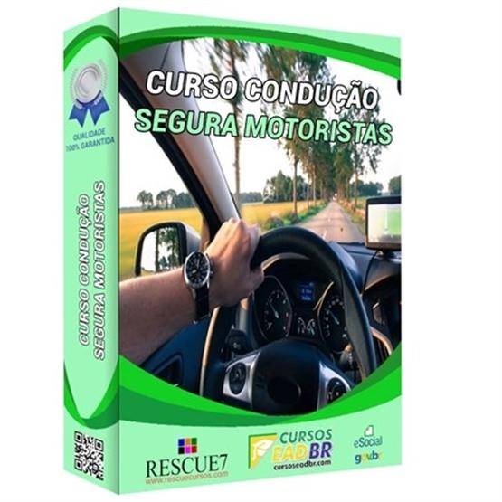 Curso Condução Econômica e Segura para Motoristas | EAD | Ao Vivo | Presencial | Online | 103199