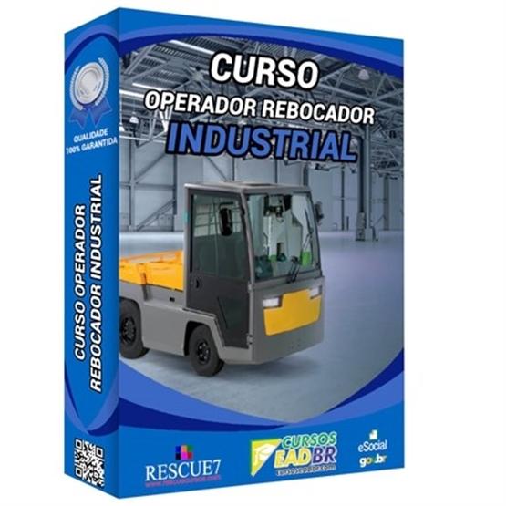Curso Operador Rebocador Industrial | Treinamento | EAD | Presencial | 67390