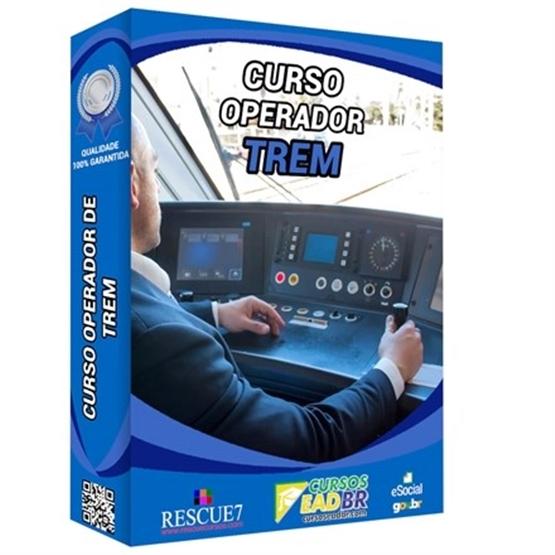 Curso Operação de Trem | Treinamento | EAD | Presencial | Ao Vivo | 73257
